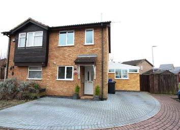 Thumbnail 2 bed semi-detached house for sale in Armadale Close, Hinckley