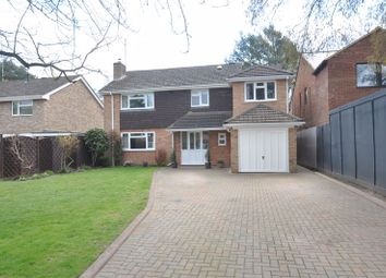 Dinorben Close, Fleet GU52. 4 bed detached house for sale