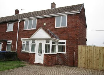 Thumbnail 3 bed semi-detached house to rent in Landseer Gardens, South Shields