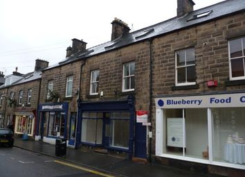Thumbnail 1 bedroom flat to rent in Smedley Street, Matlock, Derbyshire
