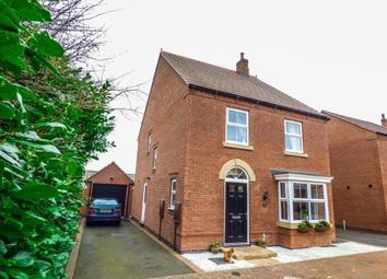 Thumbnail 4 bed detached house for sale in Tilly Mews, Measham, Swadlincote