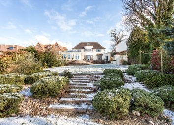Thumbnail 4 bed detached house for sale in Prowse Avenue, Bushey Heath, Hertfordshire