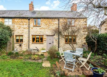 Thumbnail 3 bed semi-detached house for sale in The Close, Greatworth, Banbury, Northamptonshire