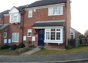 Thumbnail 1 bedroom terraced house to rent in Bishop Rise, Thorpe Marriott, Norwich