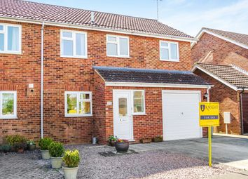 Thumbnail 3 bed semi-detached house for sale in Fir Road, Stamford