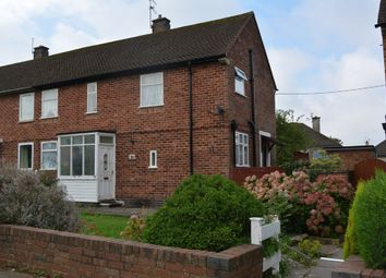 Thumbnail 3 bedroom end terrace house for sale in St Denys Road, Goodwood, Leicester
