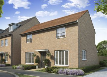 "Thumbnail 3 bed detached house for sale in ""York II"" at Dymchurch Road, Hythe"