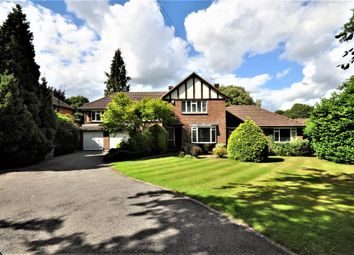 Thumbnail 5 bed detached house to rent in Fairmile Park Road, Cobham