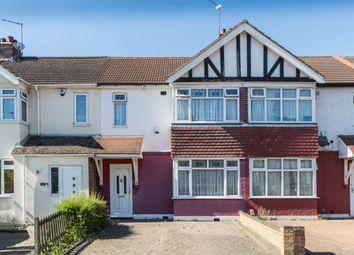 Thumbnail 4 bedroom terraced house for sale in Geneva Gardens, Chadwell Heath, Romford
