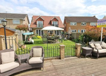 4 bed detached house for sale in Riverside Avenue, Broxbourne, Hertfordshire. EN10