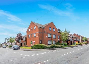 Thumbnail 1 bed flat for sale in Balmoral Court, Belt Road, Hednesford, Staffordshire