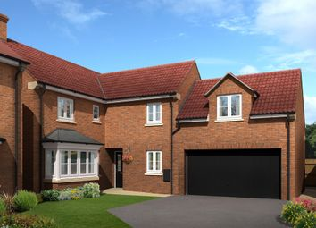 "Thumbnail 4 bed detached house for sale in ""The Linton"" at White Mill Drive, Pocklington, York"