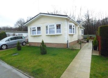 Thumbnail 2 bed bungalow for sale in Longbeech Park, Canterbury Road, Charing, Kent