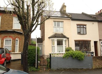 Thumbnail 3 bed end terrace house for sale in Livingstone Road, Thornton Heath, Surrey