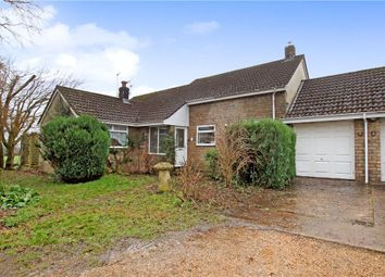 Thumbnail 3 bed detached bungalow for sale in Mount Pleasant, Kilmington, Warminster, Wiltshire