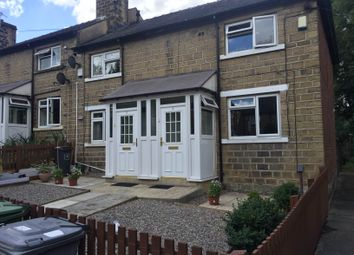 Thumbnail 2 bedroom terraced house to rent in Manor Rise, Huddersfield