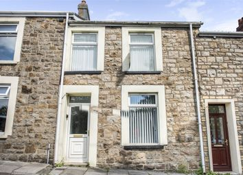 Thumbnail 4 bed terraced house for sale in Victoria Terrace, Georgetown, Tredegar, Blaenau Gwent