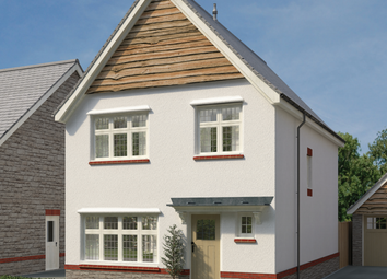 Thumbnail 3 bed detached house for sale in St David's Meadow, Colwinston, Cowbridge, Vale Of Glamorgan