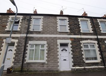Thumbnail 3 bed terraced house for sale in Topaz Street, Cardiff