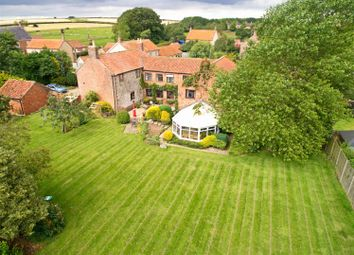 Thumbnail 7 bed detached house for sale in Duggleby, Malton