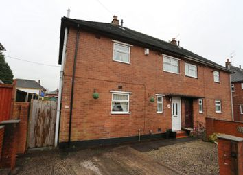 Thumbnail 2 bedroom semi-detached house for sale in Horsley Grove, Blurton
