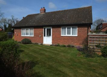 Thumbnail 2 bed detached bungalow for sale in Rayners Way, Mattishall, Dereham