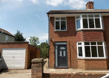 Thumbnail 3 bed semi-detached house to rent in Cauldwell Avenue, Ipswich