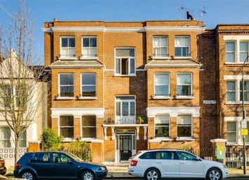 Thumbnail 3 bed flat to rent in Rostrevor Road, London