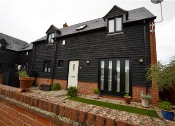 Thumbnail 3 bed end terrace house for sale in Timsbury Court, Steventon, Abingdon, Oxfordshire