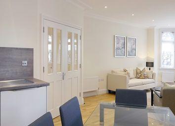 Thumbnail 3 bed flat to rent in Hamlet Gardens, Ravencourt Park