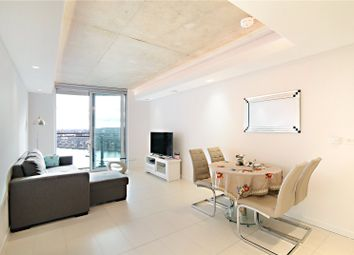 Thumbnail 1 bedroom flat for sale in Hoola Building, Tidal Basin Approach, Royal Victoria, London