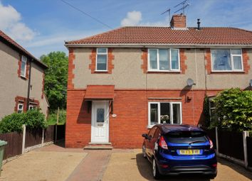 Thumbnail 3 bedroom semi-detached house for sale in Church View, Barlborough, Chesterfield