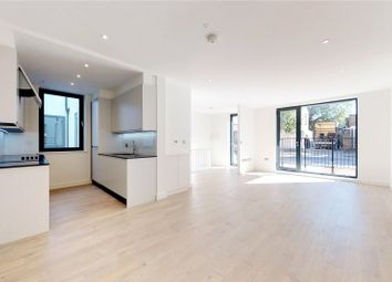 Thumbnail 3 bed flat for sale in Lower Clapton Road, London
