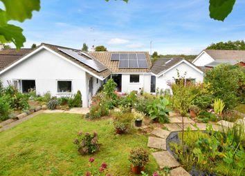 Thumbnail 3 bed detached bungalow for sale in St. Bernards Close, Buckfast, Buckfastleigh, Devon