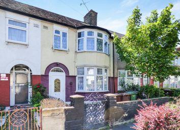 Thumbnail 3 bedroom terraced house for sale in Cranleigh Gardens, Barking