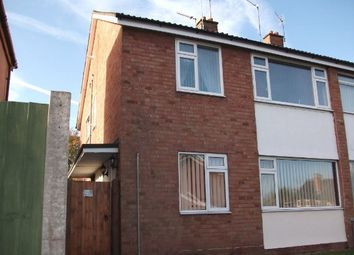 Thumbnail 3 bed flat to rent in Hunderton Road, Hereford