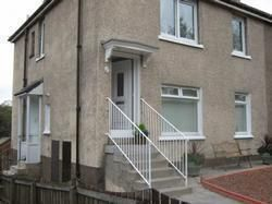 Thumbnail 2 bedroom flat to rent in Highfield Crescent, Motherwell