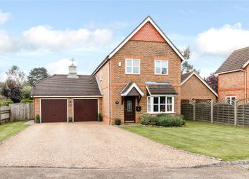 Thumbnail 3 bed detached house for sale in Stevens Lane, Rotherfield Peppard, Oxfordshire