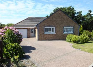 Thumbnail 3 bed detached bungalow for sale in Gibbas Way, Pembroke, Pembrokeshire