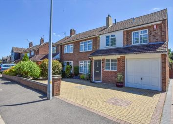 Thumbnail 4 bed semi-detached house for sale in Alan Way, Colchester, Essex