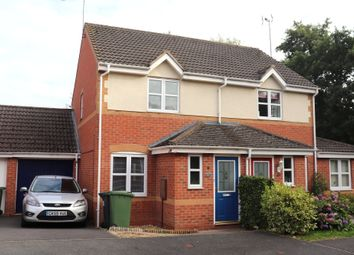 Thumbnail 2 bed semi-detached house to rent in Appletree Lane, Brockhill, Redditch