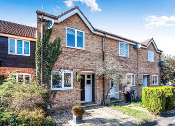 Thumbnail 2 bed terraced house for sale in Byfleet, Surrey, .