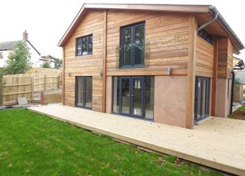 Thumbnail 4 bedroom detached house for sale in Spreyton, Crediton