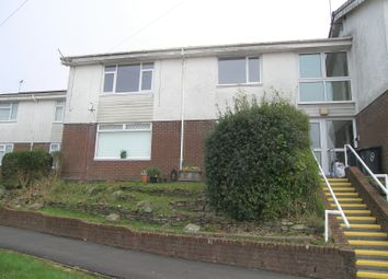 Thumbnail 2 bed flat to rent in Gnoll View, Neath