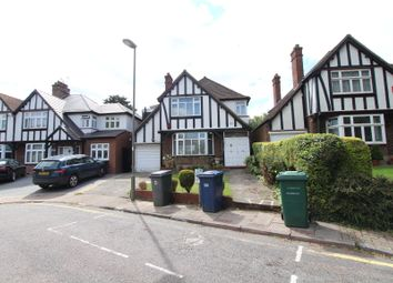 Thumbnail 4 bed detached house to rent in Queens Close, Edgware