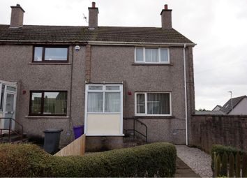 Thumbnail 2 bed end terrace house for sale in Omachie Place, Dundee