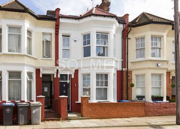 Thumbnail 5 bed terraced house to rent in Gowan Road, Willesden Green, London