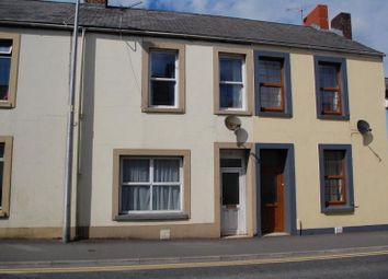 Thumbnail 5 bed property to rent in St. Catherine Street, Carmarthen