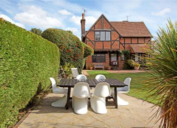 Thumbnail 3 bed detached house for sale in Ewhurst Road, Cranleigh, Surrey