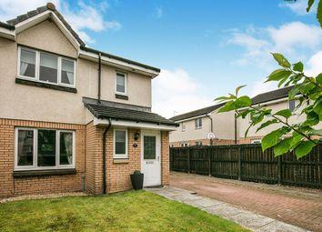 Thumbnail 3 bedroom terraced house for sale in Acorn Drive, Tullibody, Alloa, Clackmannanshire
